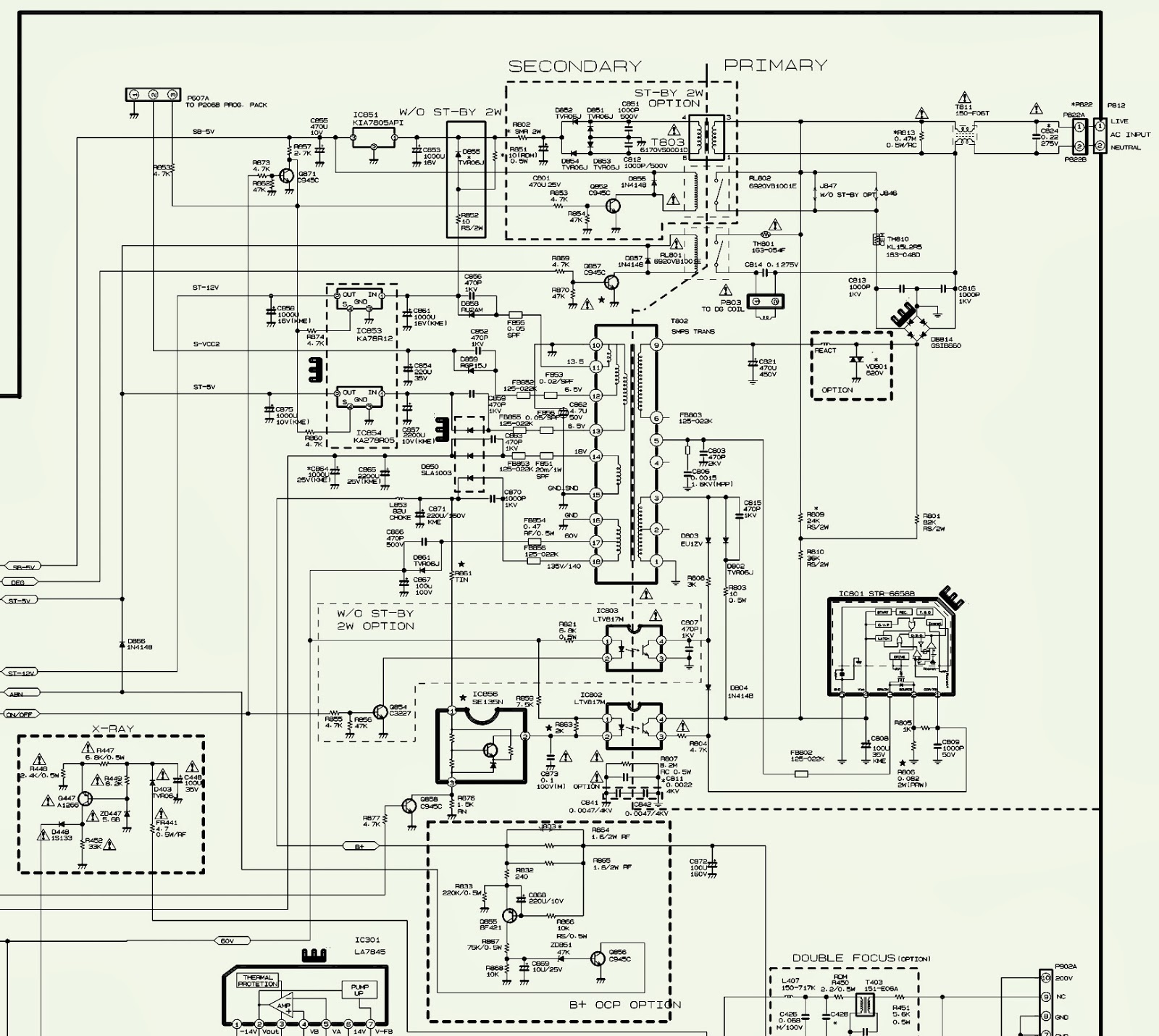 lf_3525] tv schematic circuit diagram download diagram  alypt wigeg mohammedshrine librar wiring 101
