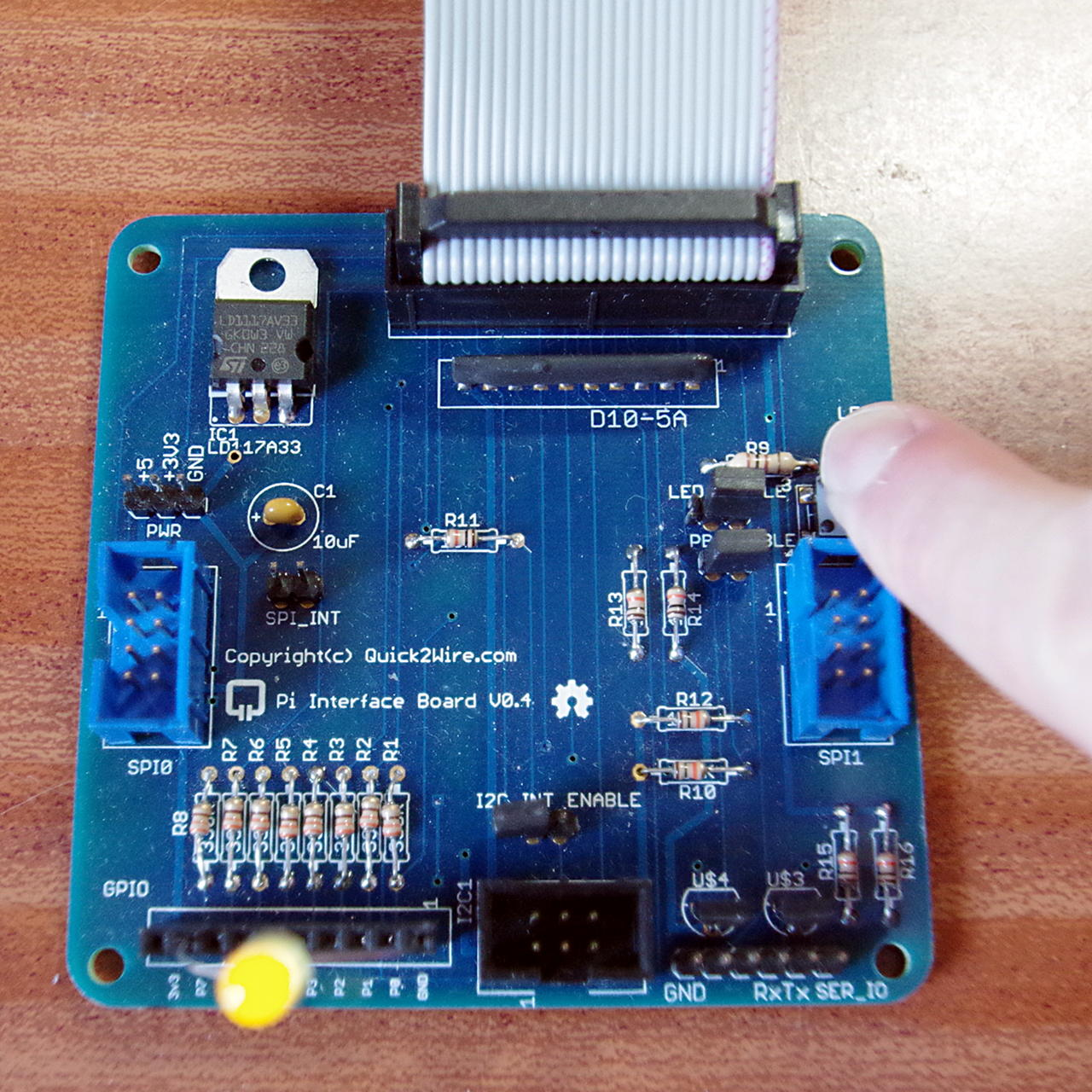 Stupendous Install And Testing Wiring Pi Wiring Cloud Rometaidewilluminateatxorg