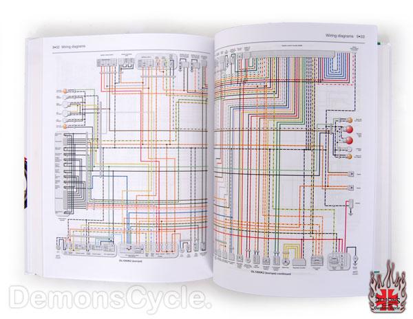 Wiring Diagram Tl1000r