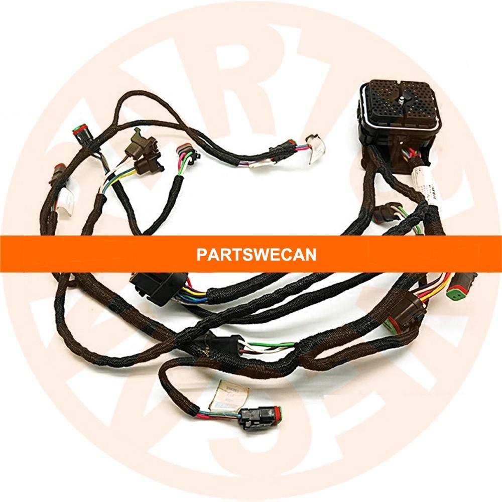 ET_0744] Caterpillar Equipment Wiring HarnessBedr Sapebe Mohammedshrine Librar Wiring 101