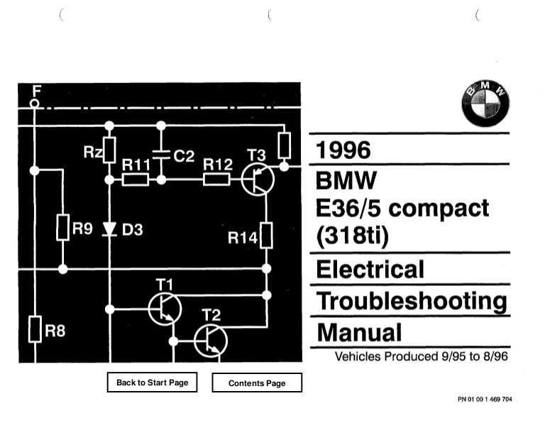 Groovy 1998 Bmw 318I Fuse Diagram Online Wiring Diagram Wiring Cloud Hemtshollocom