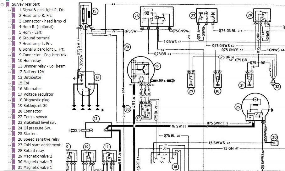 bmw 1602 wiring diagram   wiring diagram resident  retrodelivery.it
