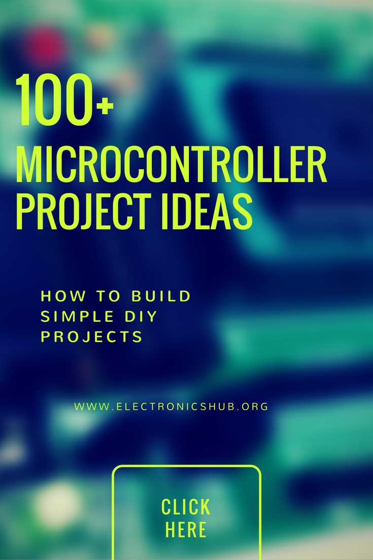 Phenomenal 100 Microcontroller Based Mini Projects Ideas For Engineering Students Wiring Cloud Faunaidewilluminateatxorg