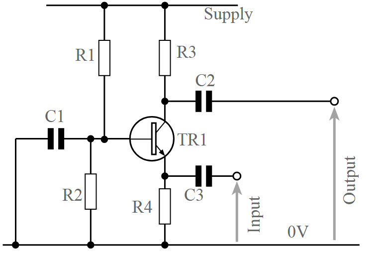 Pleasing Bjt Common Base Amplifier Circuit Working And Applications Wiring Cloud Domeilariaidewilluminateatxorg