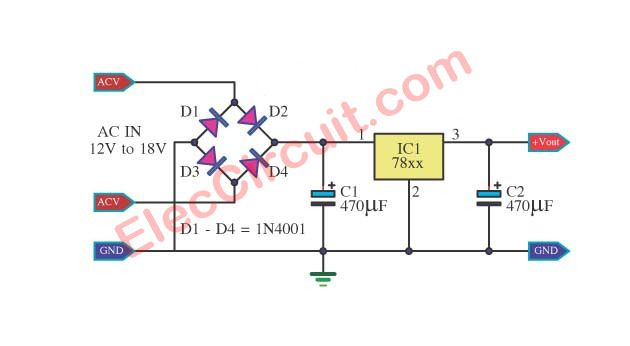 Outstanding 100 Power Supply Circuit Diagram With Pcb Eleccircuit Com Wiring Cloud Mousmenurrecoveryedborg