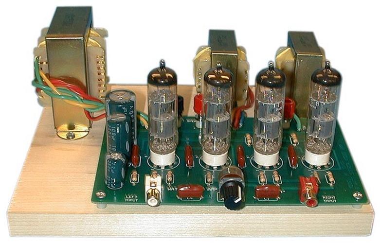 Brilliant Model K12G Stereo Tube Amplifier Kit Tubedepot Com Wiring Cloud Icalpermsplehendilmohammedshrineorg