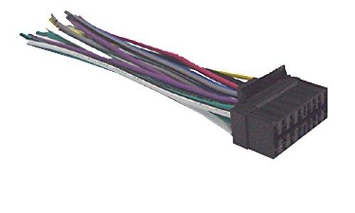 Admirable Amazon Com Mobilistics Wire Harness Fits Sony Cdx Gt65Uiw Cdx Wiring Cloud Loplapiotaidewilluminateatxorg