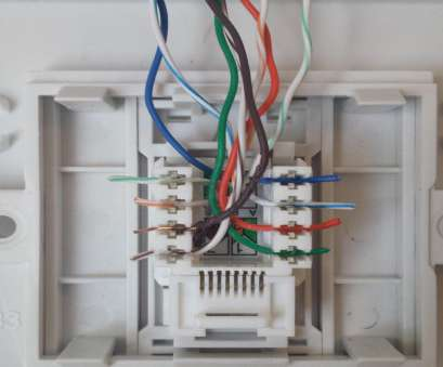 As 5135 Cat5e Wiring Diagram Wall Plate Schematic Wiring
