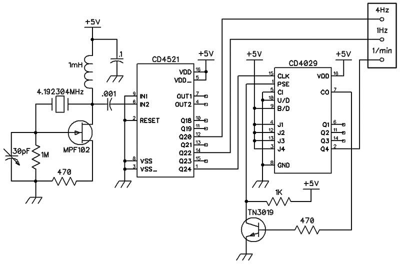 Amazing An Old School Digital Clock Nuts Volts Magazine Wiring Cloud Loplapiotaidewilluminateatxorg