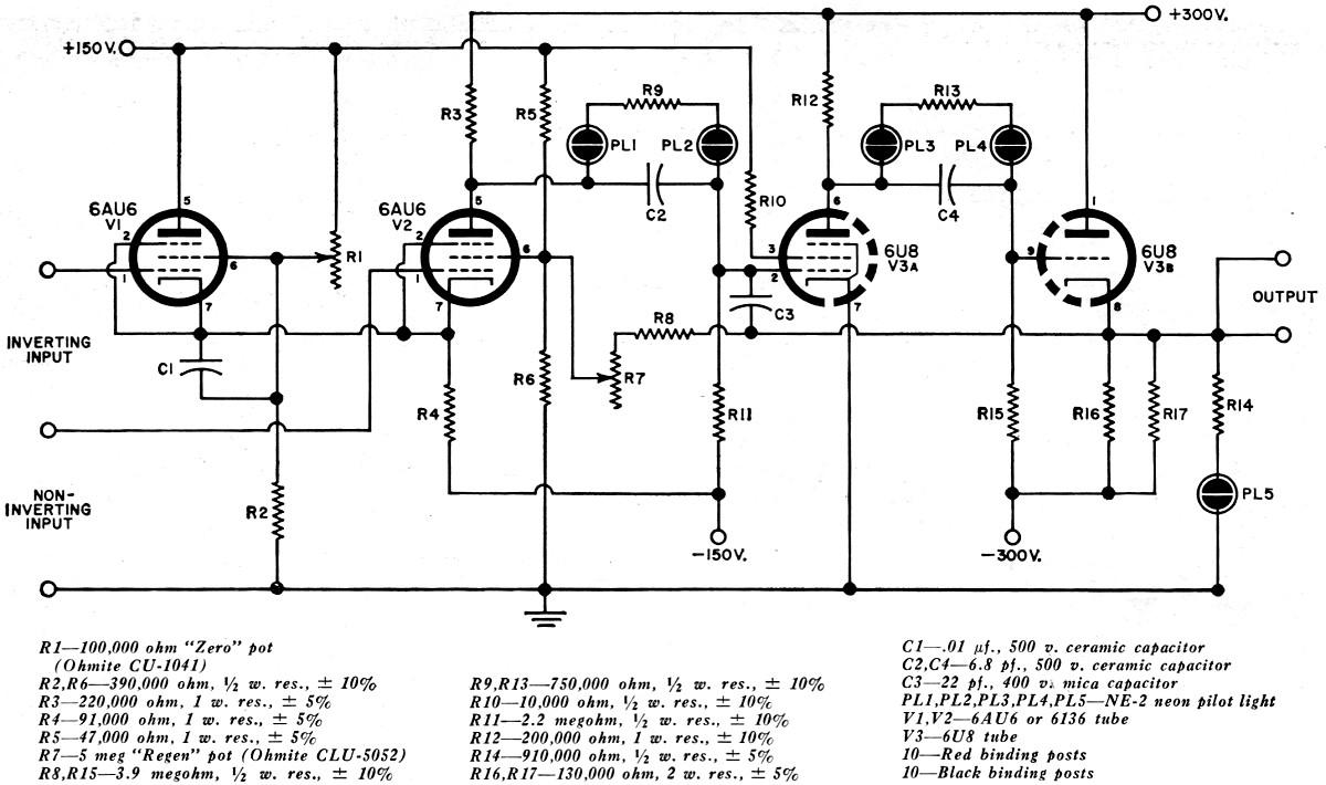 VM 8189] Operational Amplifieropamp Circuits