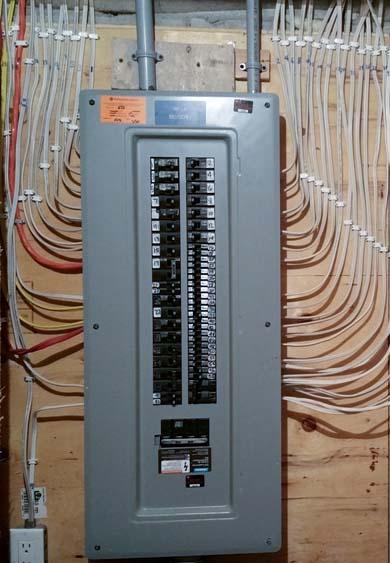 Enjoyable Electrical Panel Upgrade Luminous Electric Llc Wiring Cloud Timewinrebemohammedshrineorg