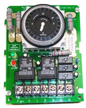 Rl 3337 Defrost Timers Schematic Wiring