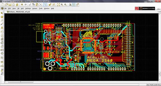 Nr 9430 Pcb Copy Board Electronic Product Design Simulation Circuit Board Free Diagram