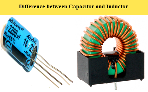 Magnificent Main Difference Between Capacitor And Inductor Wiring Cloud Grayisramohammedshrineorg