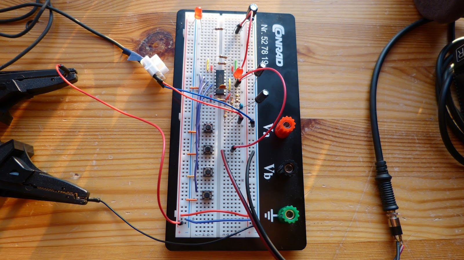 Excellent October Project Voice Scrambler With This Circuit You Can Modify Wiring Cloud Timewinrebemohammedshrineorg