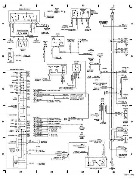 Awe Inspiring Wiring Diagram For Honda Crx General Wiring Diagram Data Wiring Cloud Ymoonsalvmohammedshrineorg