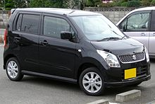 Wondrous Suzuki Wagon R Wikipedia Wiring Cloud Cranvenetmohammedshrineorg