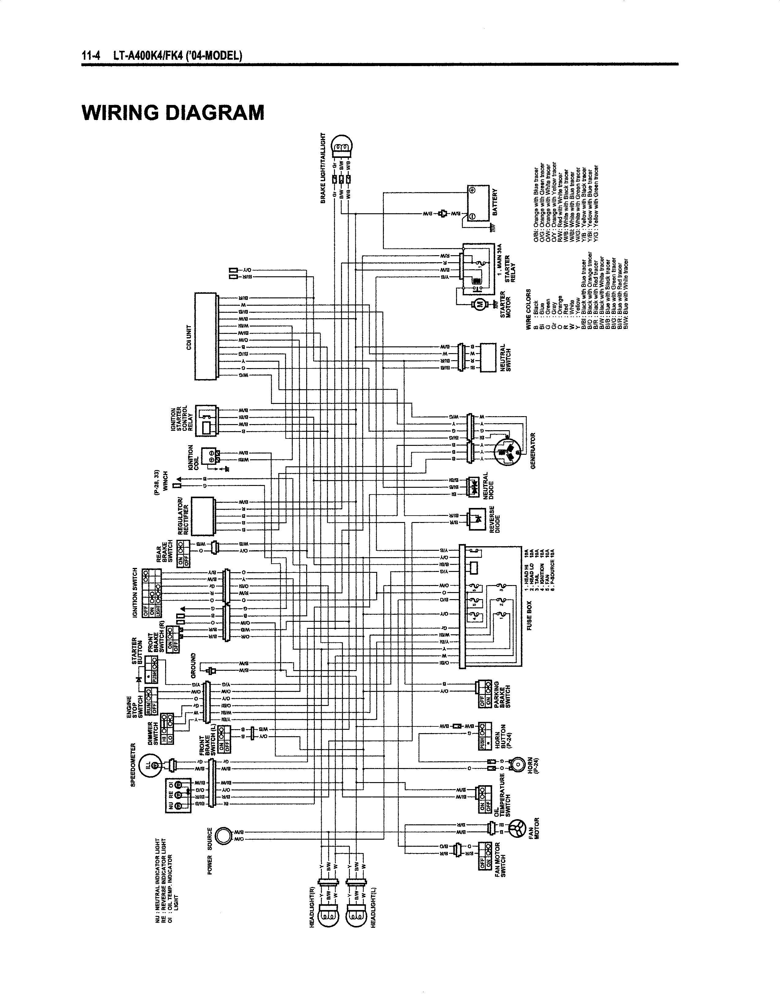 wiring diagram suzuki eiger 400 2007 suzuki 400 4x4 wiring diagram wiring diagram schematics  suzuki 400 4x4 wiring diagram wiring