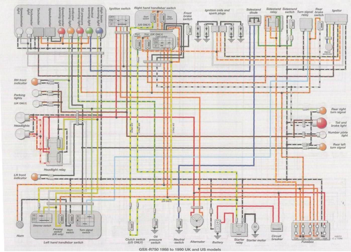 Diagram Wiring Diagram 2006 Suzuki Gsxr 1000 Full Version Hd Quality Gsxr 1000 Iwiring18 Dinosauri Bora It