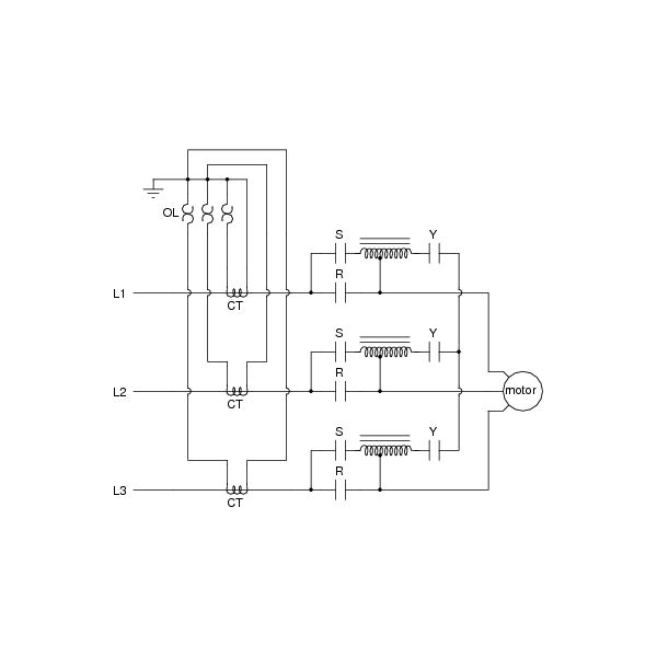 Lv 8158 3 Phase Motor Starter Control Wiring Diagram With Transformer Schematic Wiring