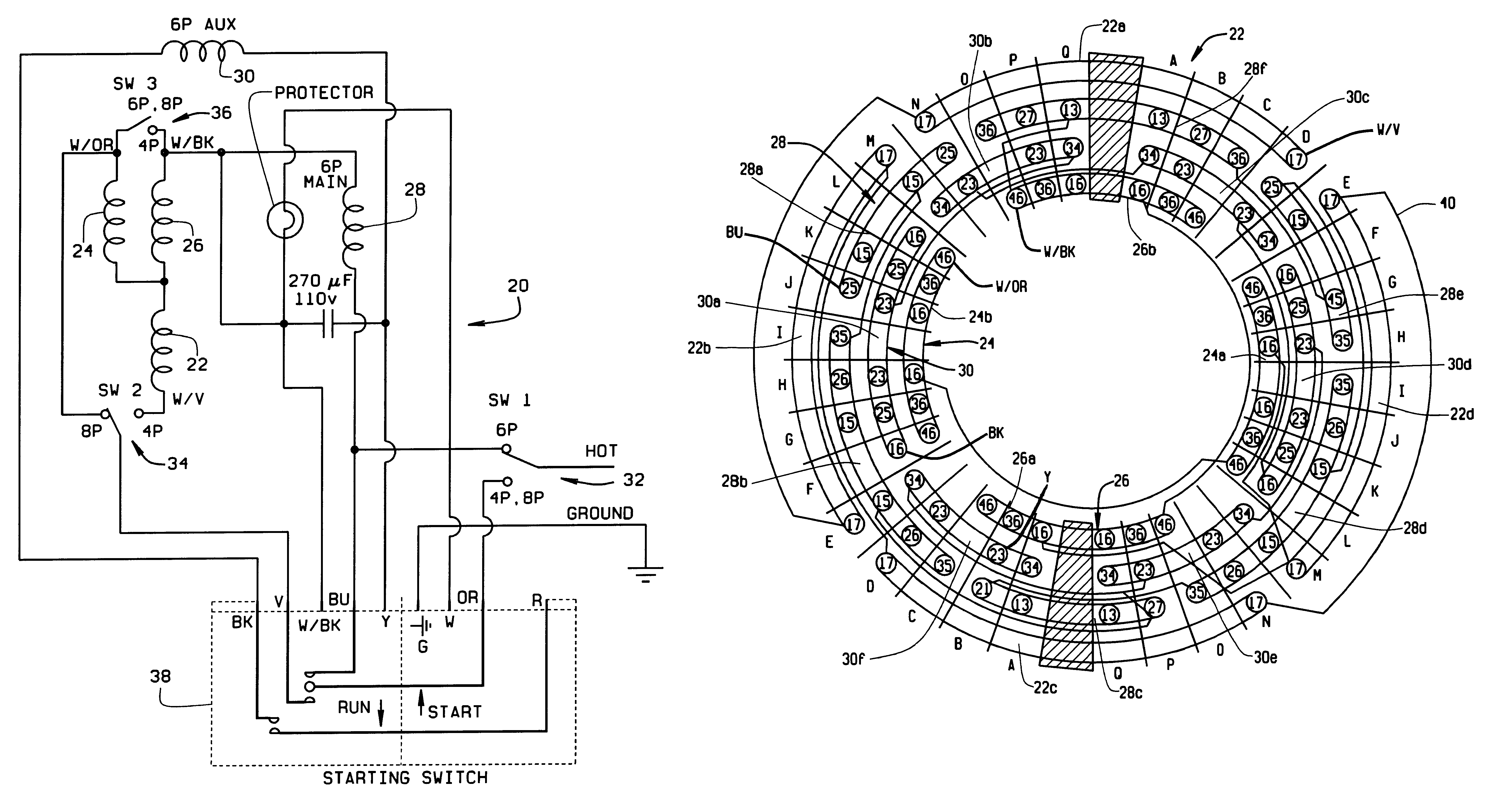 Ew 1192 3 Speed Fan Motor Wiring Diagram 110v Free Diagram
