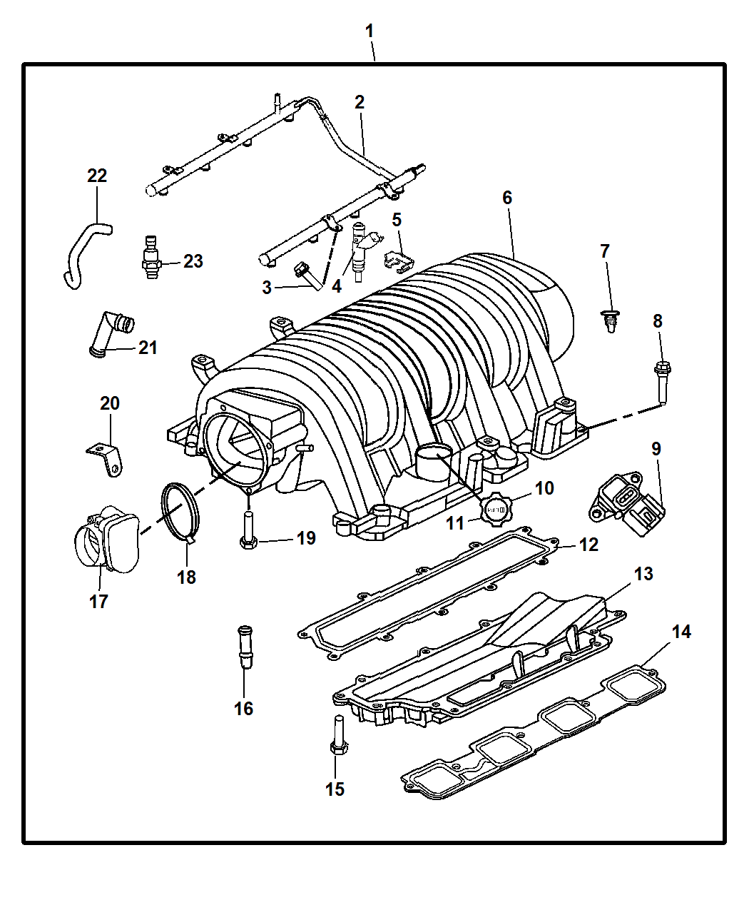 2007 Hemi V8 Engine Diagram Wiring Diagrams All