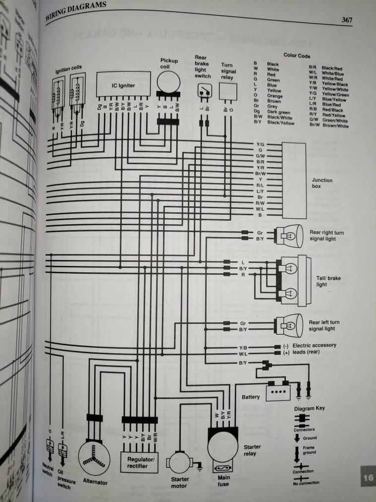 AM_4798] Kawasaki En450 Wiring Diagram Schematic Wiring