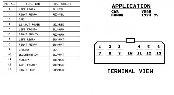 92 Accord Radio Wiring -4 Wire Rj11 Wiring Diagram | Begeboy Wiring Diagram  SourceBegeboy Wiring Diagram Source