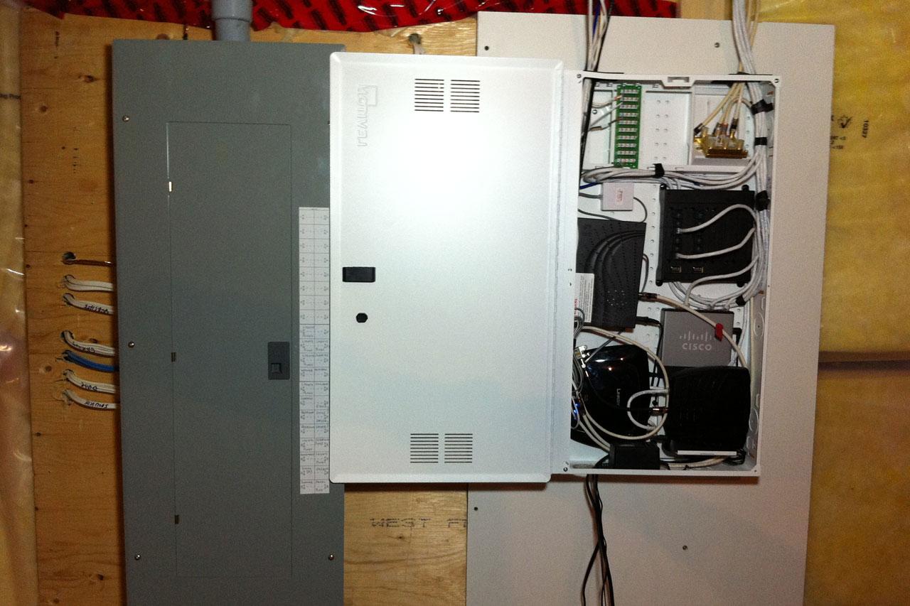 Awe Inspiring Simple Home Structured Wiring Wiring Cloud Licukosporaidewilluminateatxorg