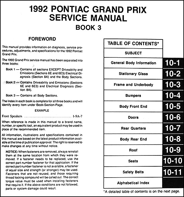 Sensational 92 Grand Prix Wiring Diagram Free Download Wiring Diagram Schematic Wiring Cloud Timewinrebemohammedshrineorg
