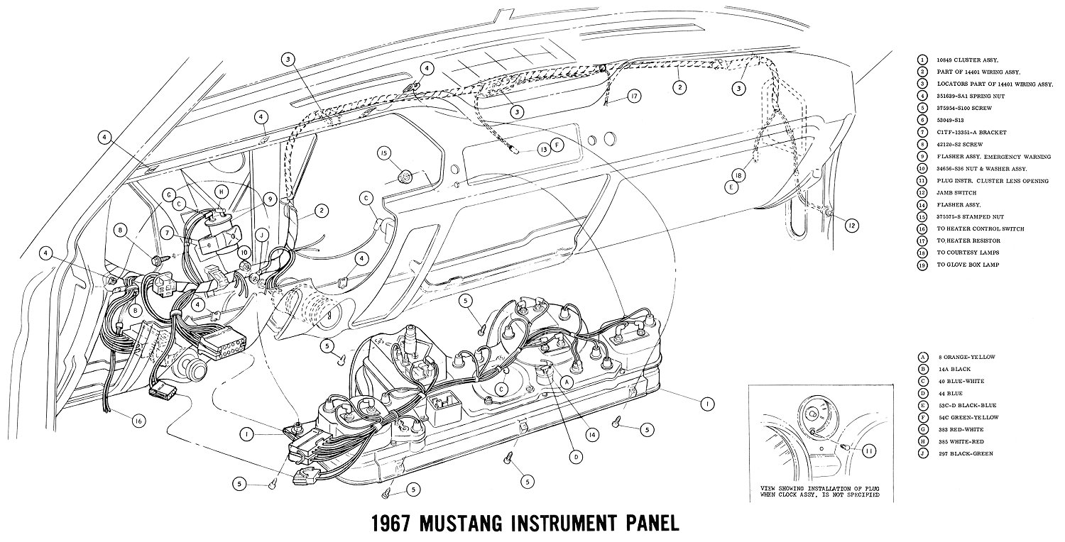 1967 Mustang Fuse Box Diagram 66 Ford Wiring Diagrams Element Element Miglioribanche It