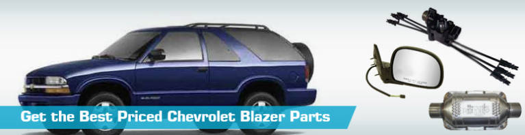 Awesome Chevrolet Blazer Parts Partsgeek Com Wiring Cloud Licukosporaidewilluminateatxorg