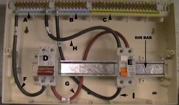 wiring diagram for a garage fuse box  2004 gmc envoy wiring