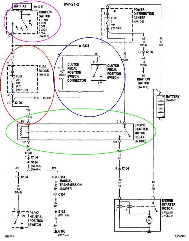 rw_9962] 1995 jeep wrangler starter wiring diagram  epete wigeg mohammedshrine librar wiring 101