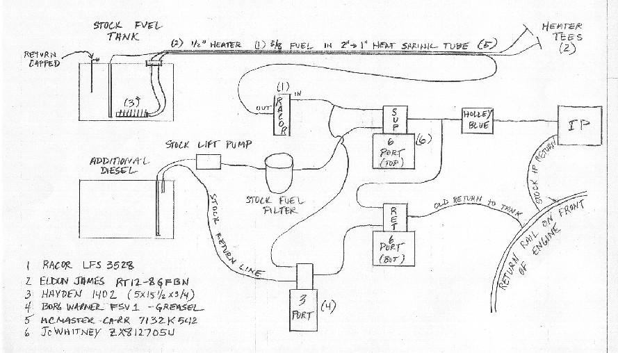 6 5 diesel glow plug wiring diagram vs 4536  05 duramax fuel system wiring diagram together with 2002  05 duramax fuel system wiring diagram