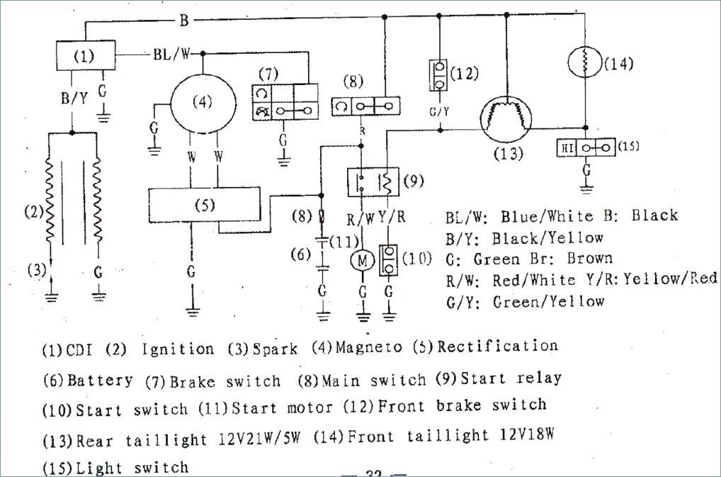 Wo 1473 Kawasaki Bayou 300 Wire Diagrams Free Diagram