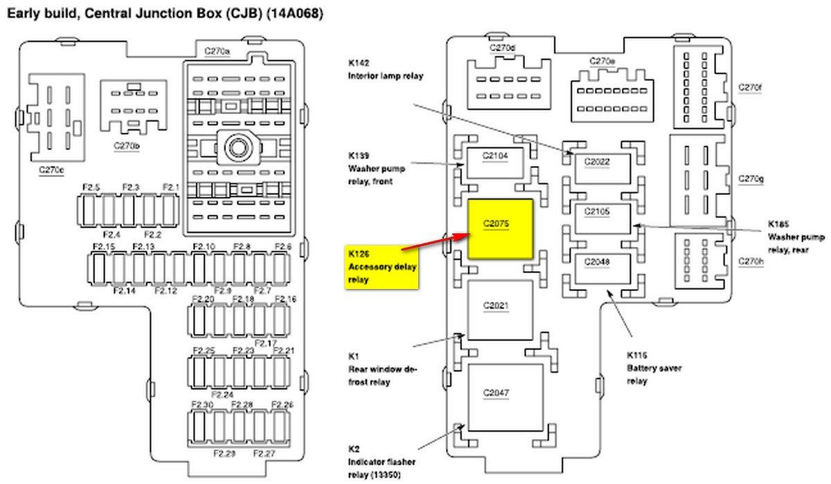 Marvelous 2002 Ford Explorer Power Windows Fuse Box Diagram Wiring Schematic Wiring Cloud Picalendutblikvittorg