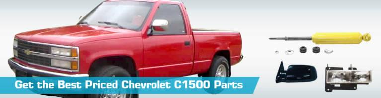 Incredible Chevrolet C1500 Parts Partsgeek Com Wiring Cloud Xempagosophoxytasticioscodnessplanboapumohammedshrineorg