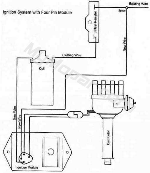Chrysler Ignition Module Wiring - Wiring Schematicilbullicame.it