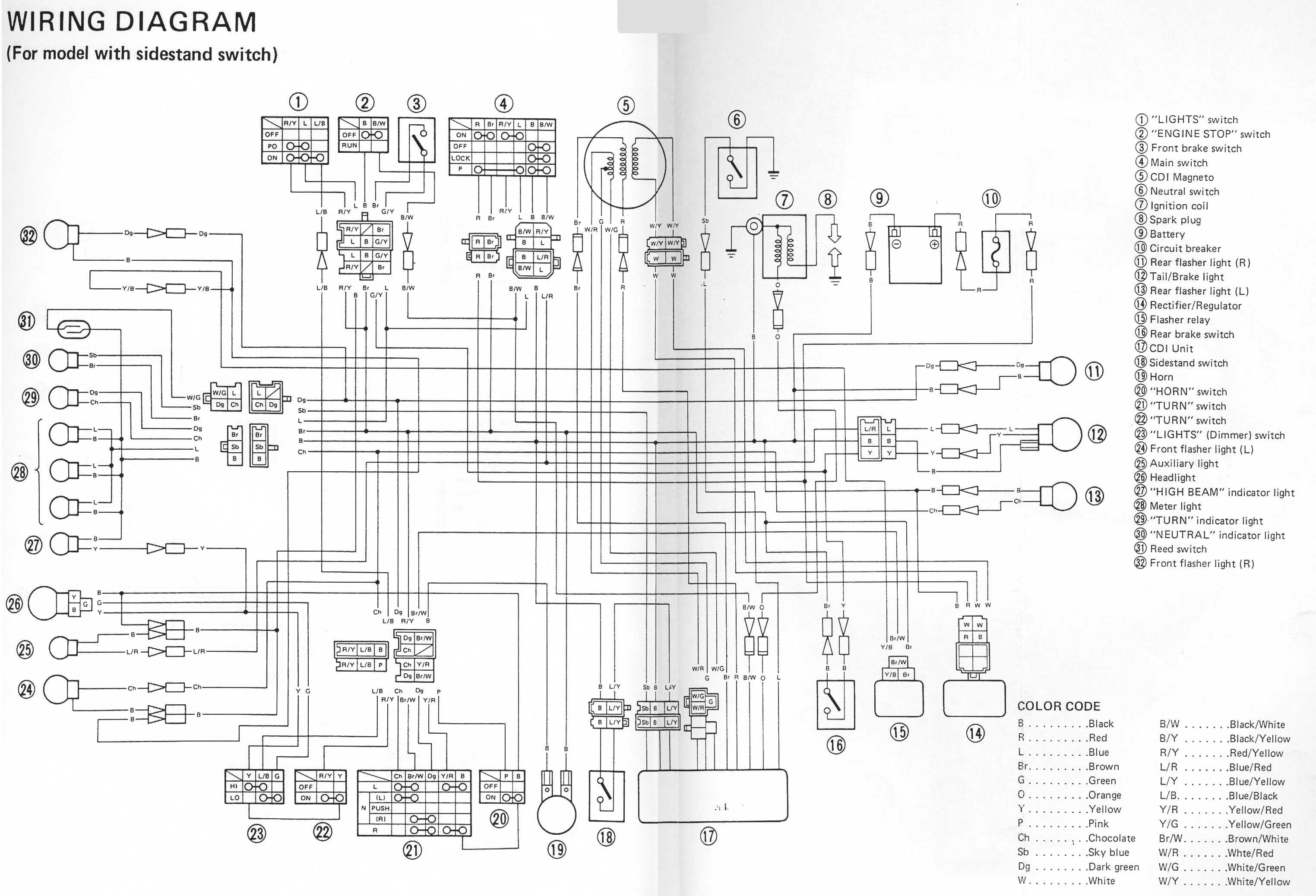 Brilliant 99 Yamaha Outboard Wiring Basic Electronics Wiring Diagram Wiring Cloud Intelaidewilluminateatxorg