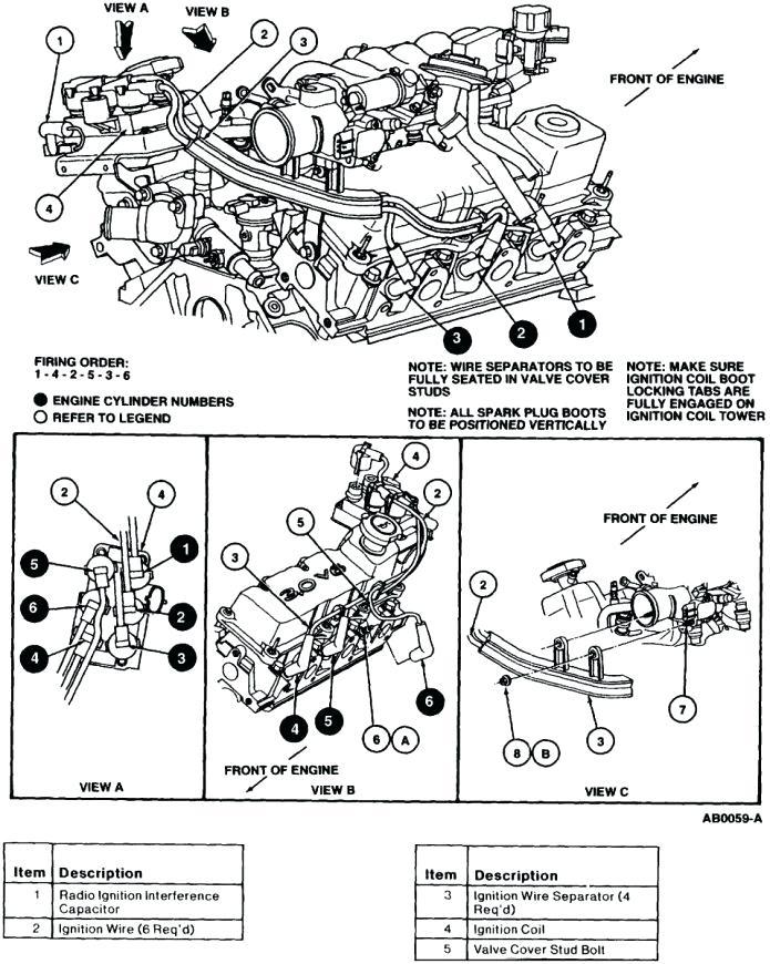 2004 Ford Taurus Engine Wiring Diagram - Wiring Diagram