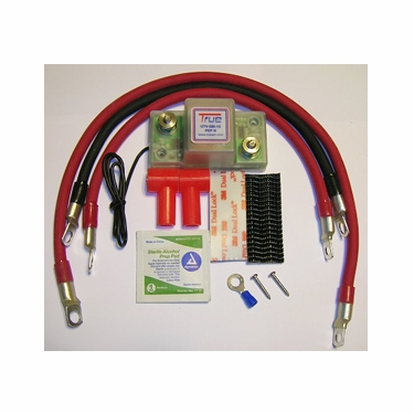 Incredible True Am Dual Battery Connection Kit For Utv Sidebysidestuff Com Wiring Cloud Biosomenaidewilluminateatxorg