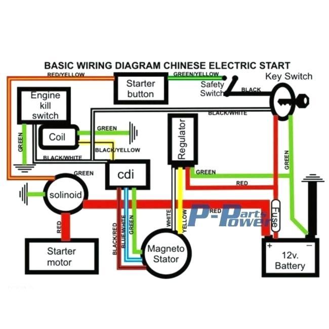 KF_0637] Basic Scooter Wiring Diagram Schematic WiringDrosi Numap Mohammedshrine Librar Wiring 101