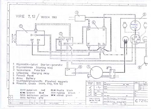 delco starter generator wiring diagram 1101997  vauxhall