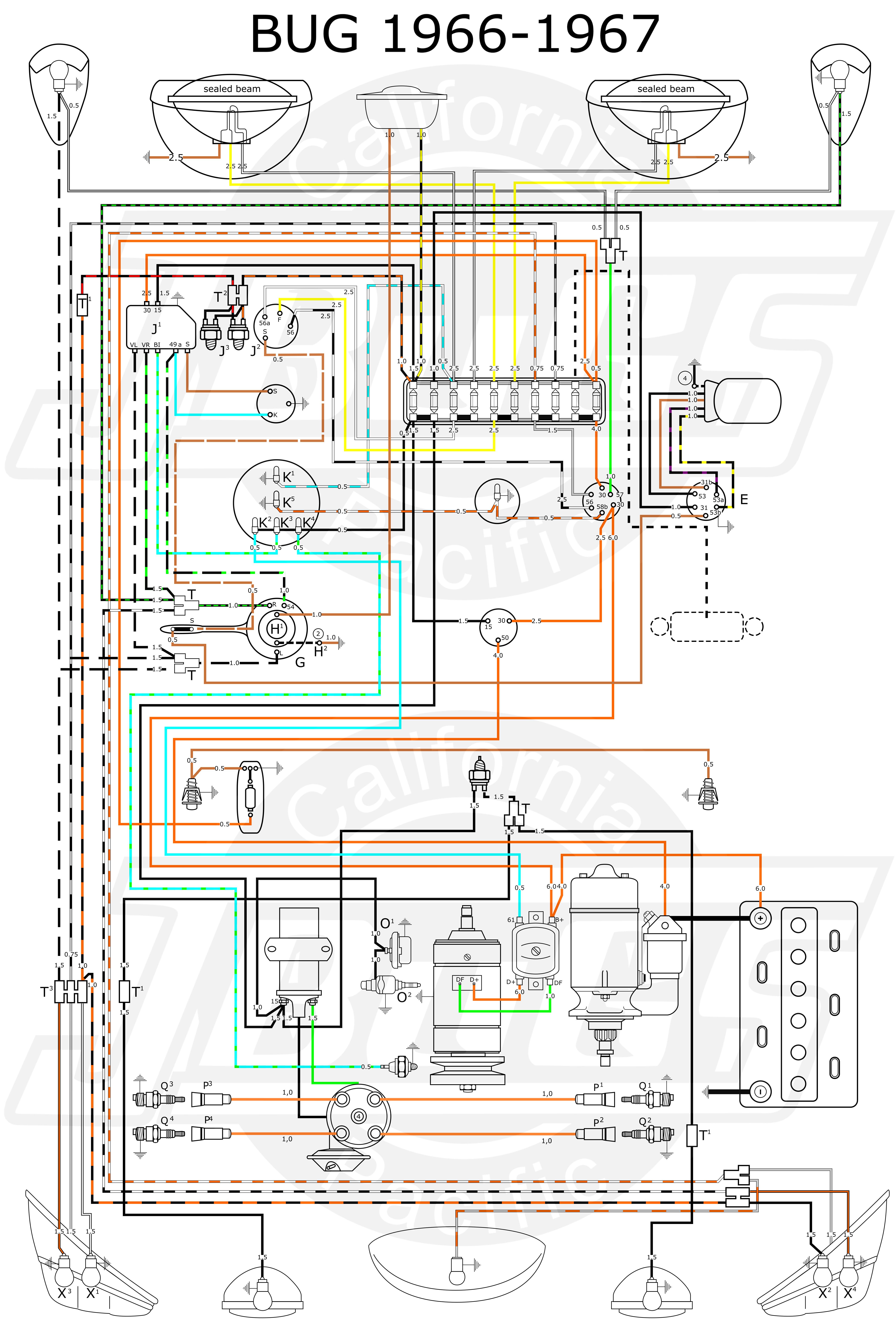 Sensational 1949 Vw Wiring Diagram Basic Electronics Wiring Diagram Wiring Cloud Licukaidewilluminateatxorg