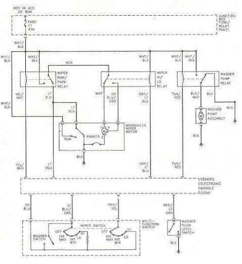 CO_9504] Ford Truck Wiring Diagram Furthermore Ford Wiper Motor Wiring  Diagram Free DiagramUsnes Cajos Mohammedshrine Librar Wiring 101