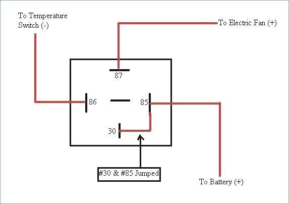 electric fan relay wiring diagram gh 8317  wiring a fan center relay free diagram  wiring a fan center relay free diagram