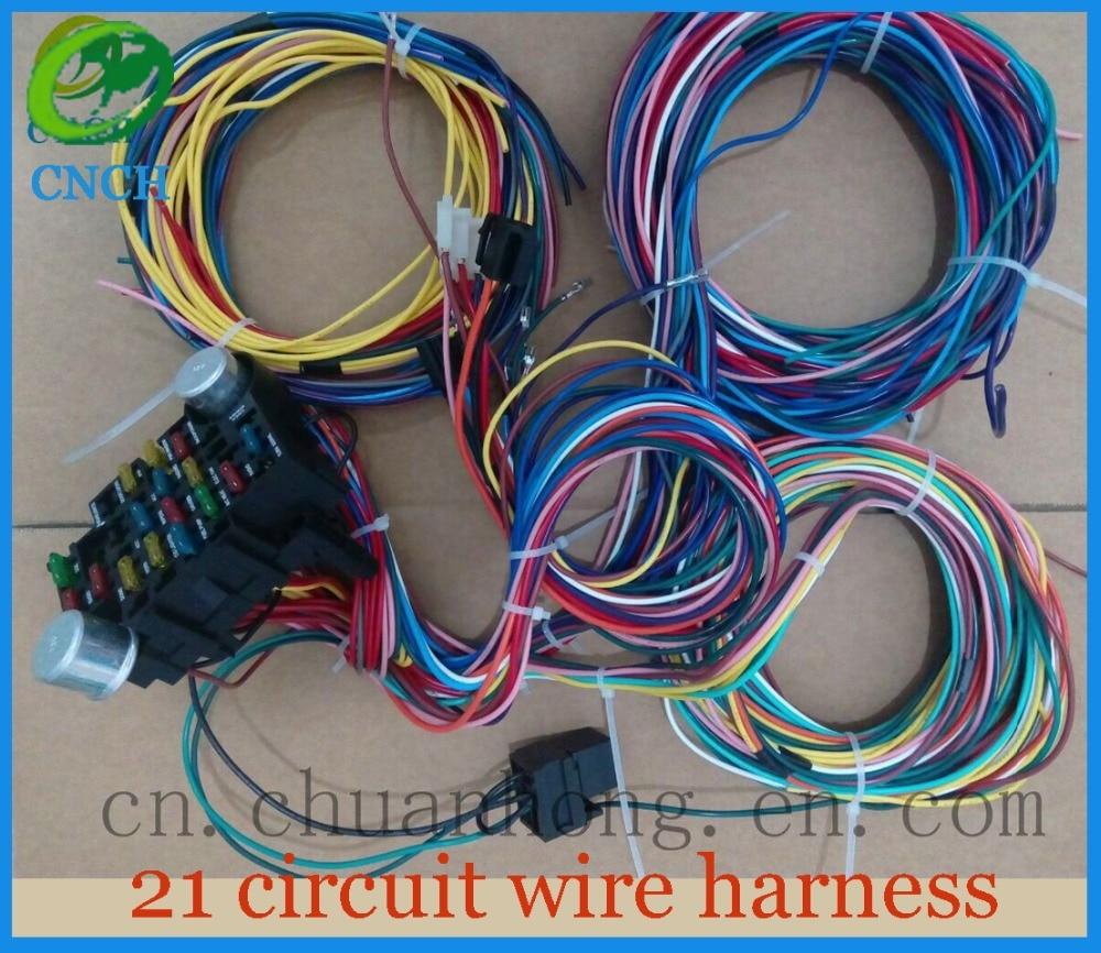 As 7315  Ez Wiring 12 Circuit Wiring Kit Wiring Diagram