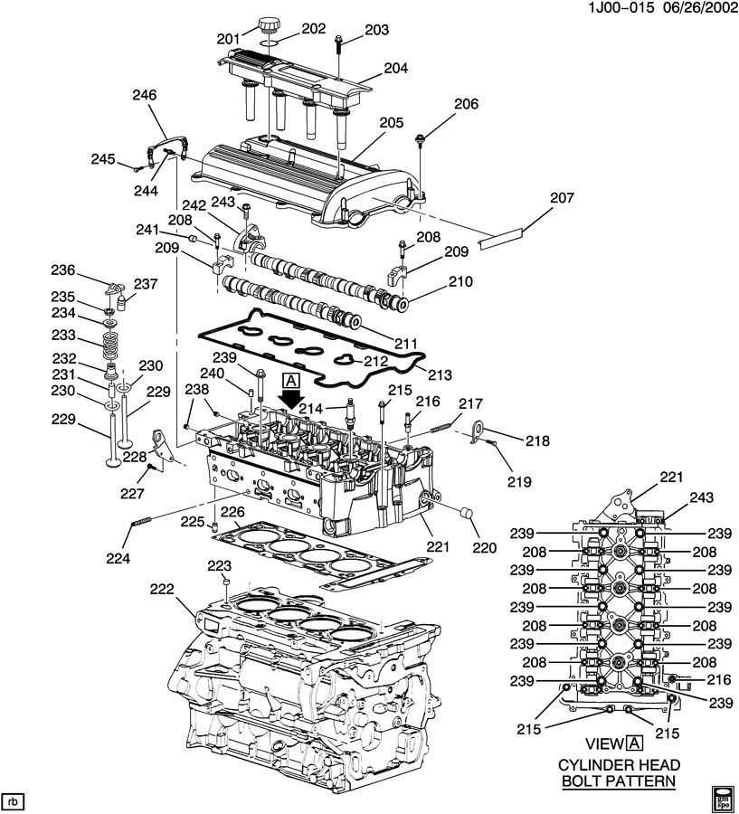 Mb 5548  2004 Pontiac Grand Prix Cooling System 2004