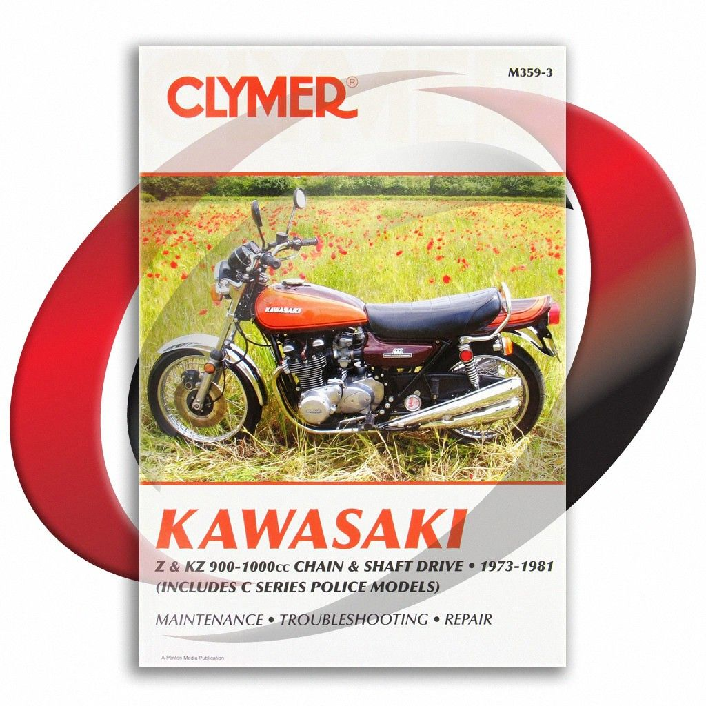 Yn 3652  Motorcycle Wiring Diagrams Also Kawasaki Kz1000